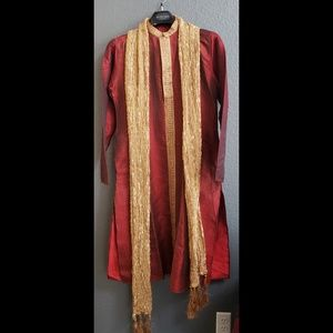 Other - Indian mens sherwani traditional dress